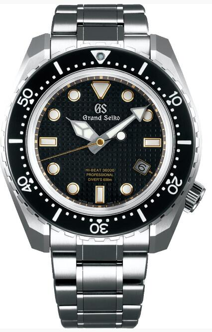 Grand Seiko Hi-Beat 36000 Professional 600M Divers SBGH255G Replica Watch