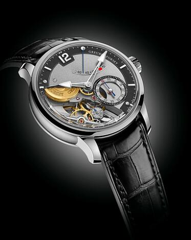 Greubel Forsey Differentiel d Egalite White gold Replica Watch