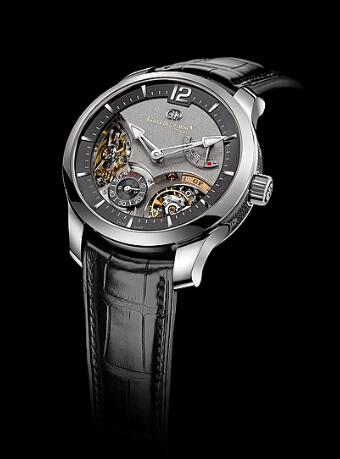 Greubel Forsey Double Balancier 35 White gold Replica Watch