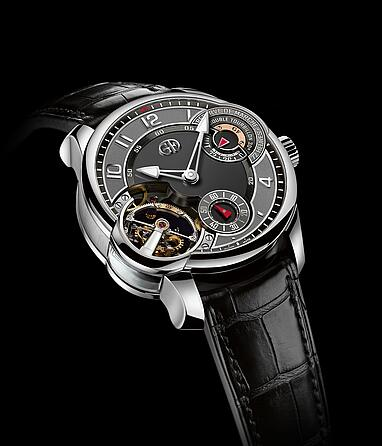 Greubel Forsey Double Tourbillon 30 Asymetrique White gold Replica Watch