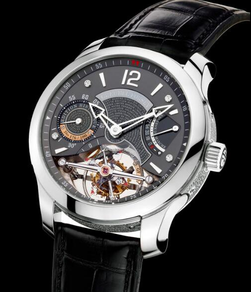 Greubel Forsey Double Tourbillon 30 Edition Historique Platinum Replica Watch