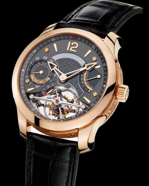 Greubel Forsey Double Tourbillon 30 Edition Historique red gold Replica Watch