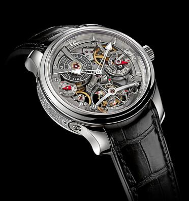 Greubel Forsey Double Tourbillon 30 Technique Platinum Replica Watch