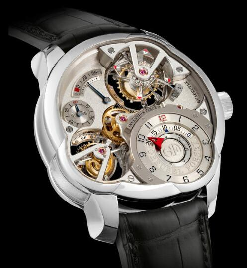 Greubel Forsey Invention Piece 2 Platinum Replica Watch