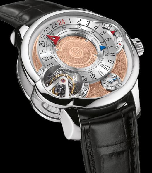 Greubel Forsey Invention Piece 3 Platinum Replica Watch