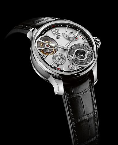 Greubel Forsey QP a Equation White gold Replica Watch