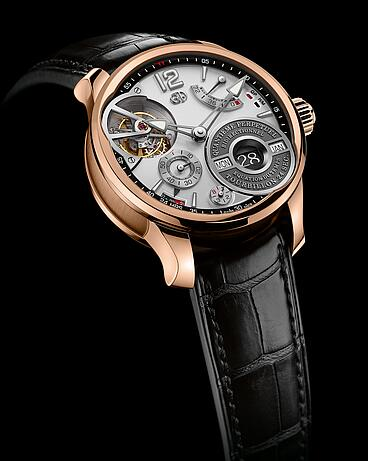 Greubel Forsey QP a Equation red gold Replica Watch