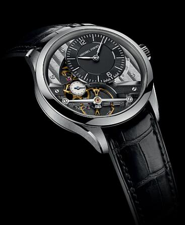 Greubel Forsey Signature 1 Platinum Grey Replica Watch