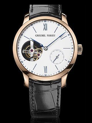 Greubel Forsey Tourbillon 24 Secondes Vision Enamel Replica Watch