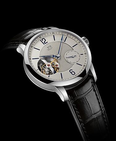 Greubel Forsey Tourbillon 24 Secondes Vision White gold Replica Watch