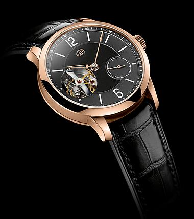 Greubel Forsey Tourbillon 24 Secondes Vision red gold Replica Watch