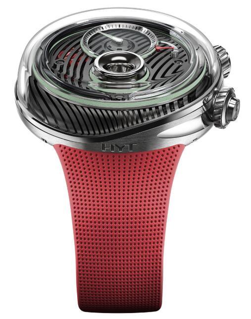 Buy HYT FLOW Black Fluid H02593 Replica watch