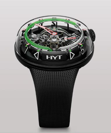 HYT H20 251-AD-46-GF-RU Replica watch
