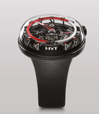 HYT H20 251-AD-461-RF-RU Replica watch