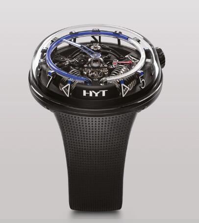 HYT H20 251-AD-462-BF-RU Replica watch