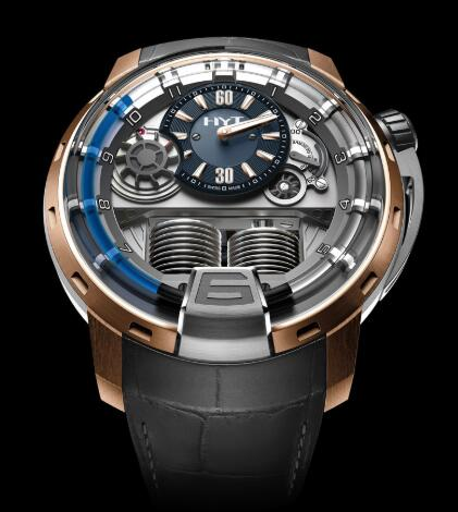HYT 148–TG-32-BF-AG H1 BLUE 2 Replica watch
