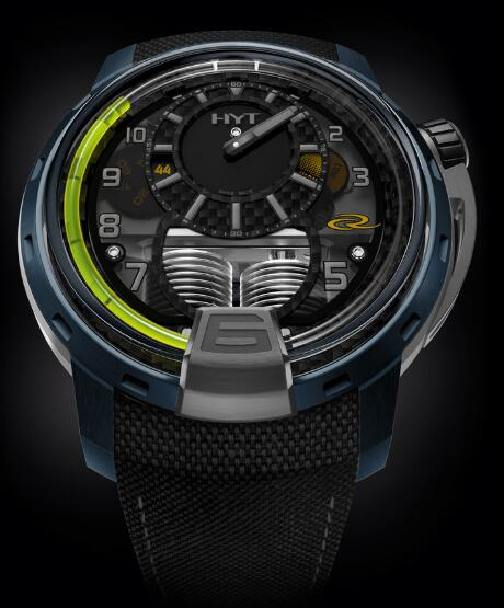 HYT H1 AIR RC44 148-AB-52-GF-TB Replica watch
