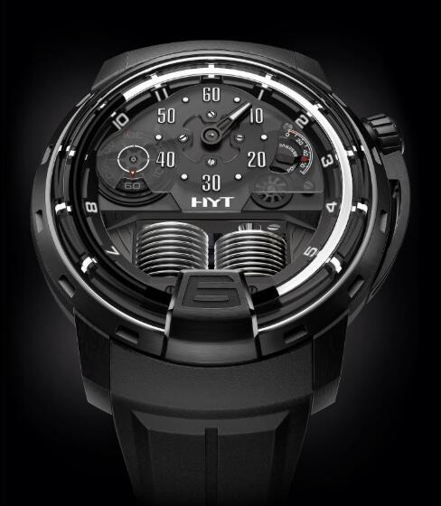HYT H1 GHOST 148-DL-60-NF-RU Replica watch