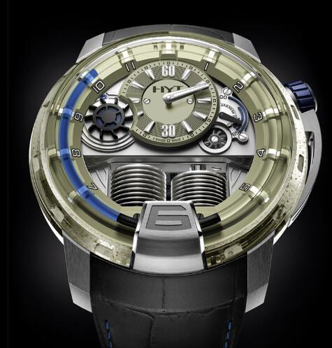 HYT H1 SAND BARTH 148-NS-11-BF-RB Replica watch