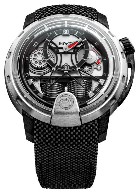 HYT H1 Alinghi 148-TC-09-NF-RC Replica watch