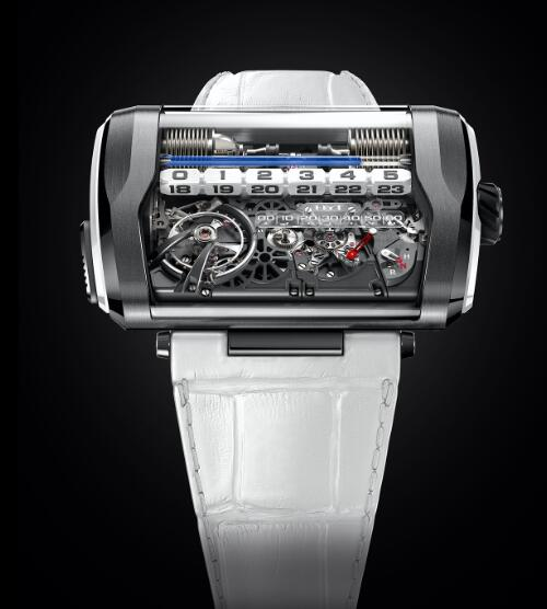 HYT H3 ICEBERG 361-TC-01-BF-AW Replica watch