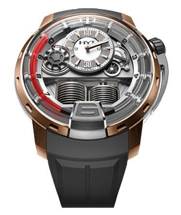 HYT 148-TG-02-RF-RU H1 RED2 Replica watch
