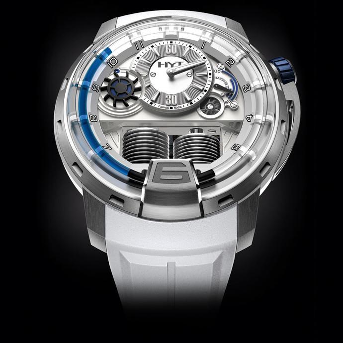 HYT 148-TT-11-BF-RW H1 ICEBERG Replica watch