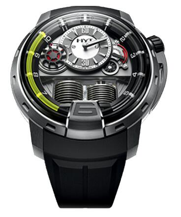 HYT 148-TT-11-GF-LC H1 TITANIUM Replica watch
