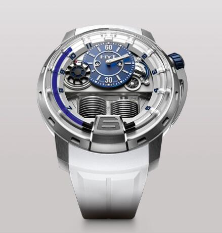 HYT 148-TT-21-BF-RW H1 ICEBERG2 Replica watch