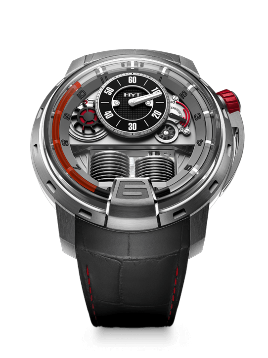HYT 148-TT-21-RF-AG H1 QUAI DU MONT-BLANC Replica watch