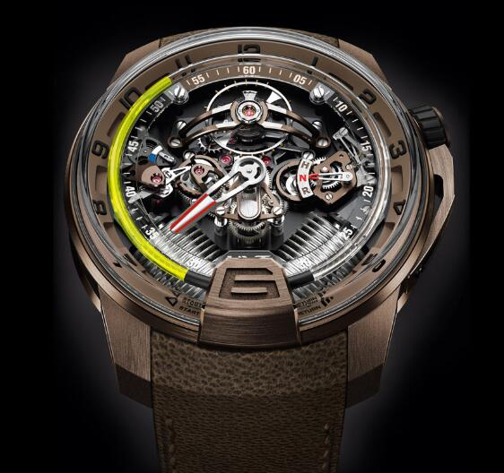 HYT 248-TB-00-RF-MM H2 FULL BRONZE Replica watch