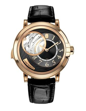 Harry Winston Haute Horology Midnight Minute Repeater 450/MMMR42RL.W Replica Watch