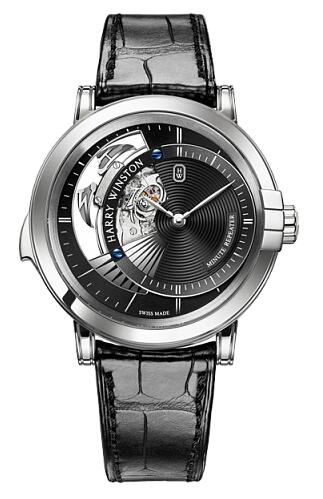 Harry Winston Midnight Minute Repeater MIDMMR42WW004 Replica Watch