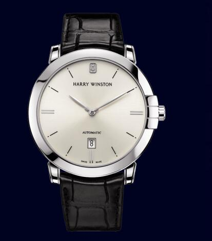 Harry Winston Midnight Automatic 42mm MIDAHD42WW001 Replica Watch