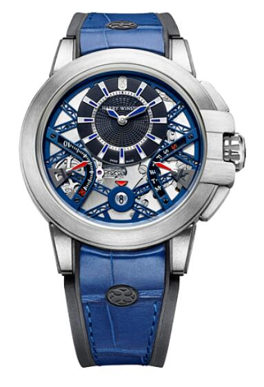 Harry Winston Ocean Project Z10 Replica Watch
