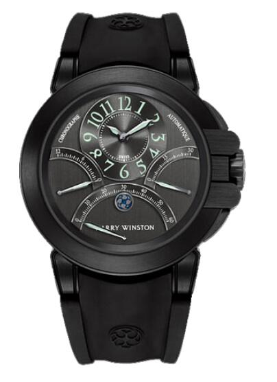 Harry Winston Ocean Triple Retrograde Chronograph 400/MCRA44ZKC.A Replica Watch