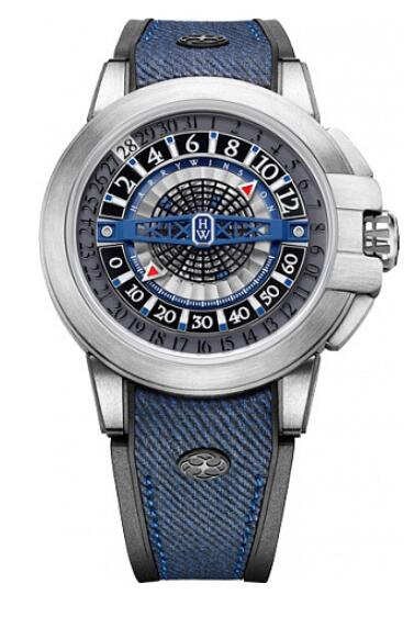 Harry Winston Ocean Project Z12 OCEAHR42ZZ001 Replica Watch