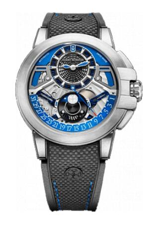 Harry Winston Ocean Project Z13 OCEAMP42ZZ001 Replica Watch
