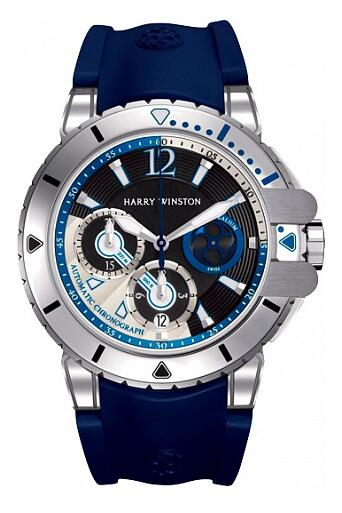 Harry Winston Ocean Diver OCEACH44WZ005 Replica Watch