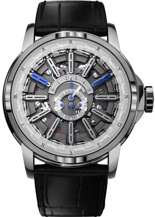 Harry Winston Opus 12 OPUMHM46WW001 Replica Watch