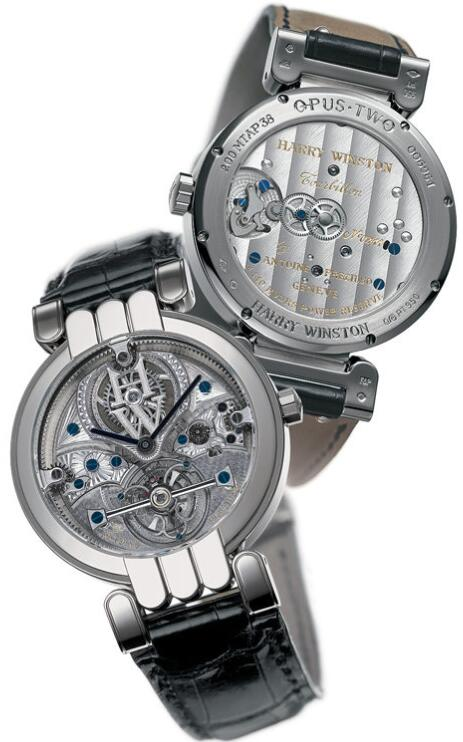 Harry Winston Opus 2 OPUMTO38PP008 Replica Watch