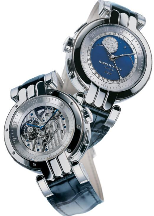 Harry Winston Opus 4 OPUMTR44PP001 Replica Watch