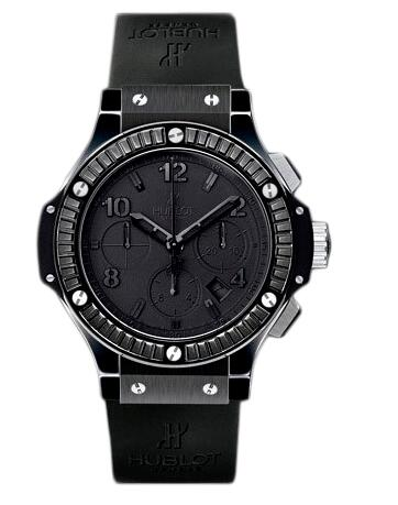 HUBLOT 301.CD.134.RX.190 Big Bang 44 MM Black Ceramic All Black Carat watch Replica