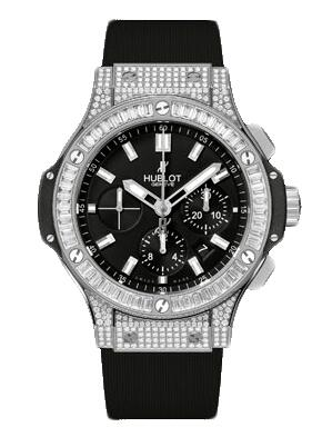 HUBLOT 301.SX.1170.RX.0904 Big Bang 44 MM Steel Diamonds watch Replica