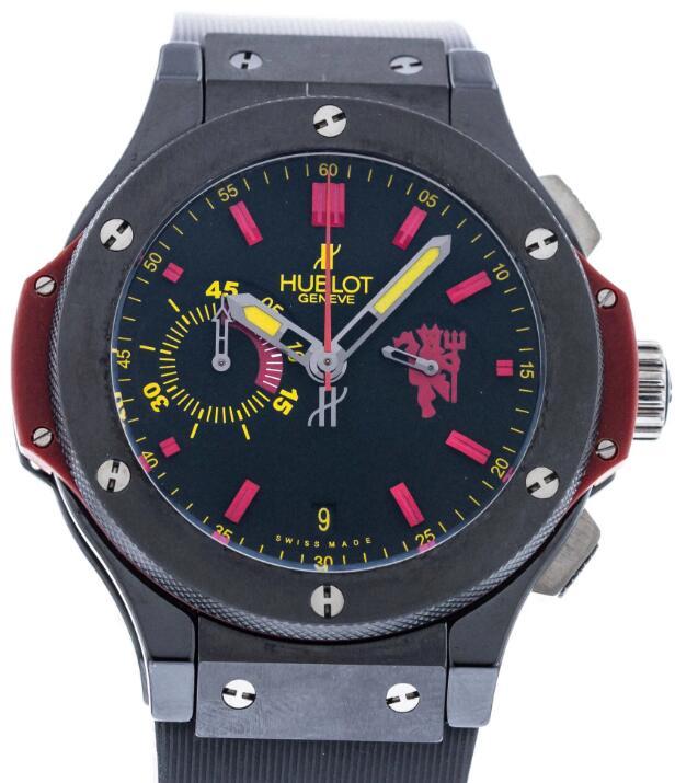 HUBLOT BIG BANG RED DEVIL BANG 318.CM.1190.RX watch Replica
