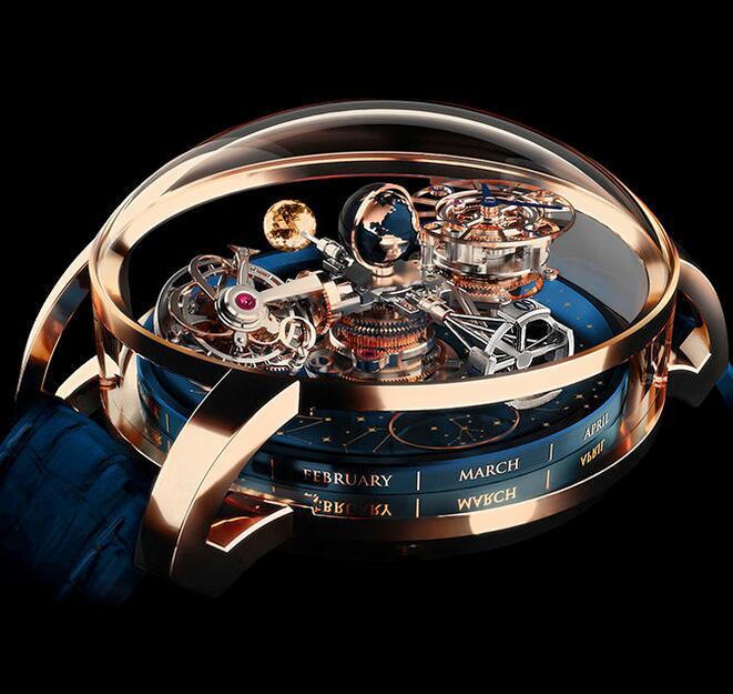 Jacob & Co Replica watch Grand Complication Masterpieces ASTRONOMIA SKY 750.110.40.AA.SD.1NS