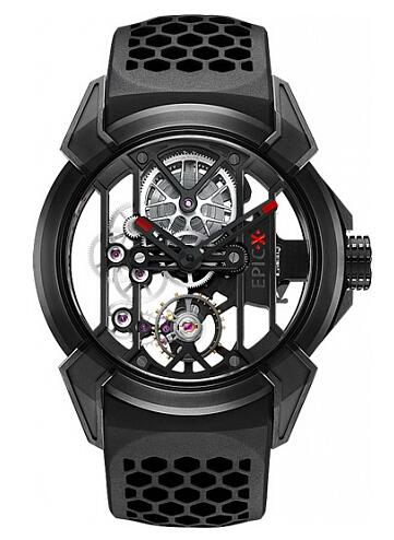 Jacob & Co 550.100.21.NS.PY.4NS Epic X EPIC X BLACK TITANIUM Replica watch