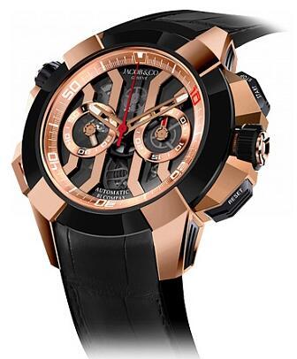 Jacob & Co EC311.42.PD.BF.A Epic X Chrono Luis Figo Replica watch