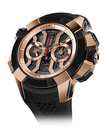 Jacob & Co EC311.42.PD.BN.A Epic X Epic X Chrono Replica watch