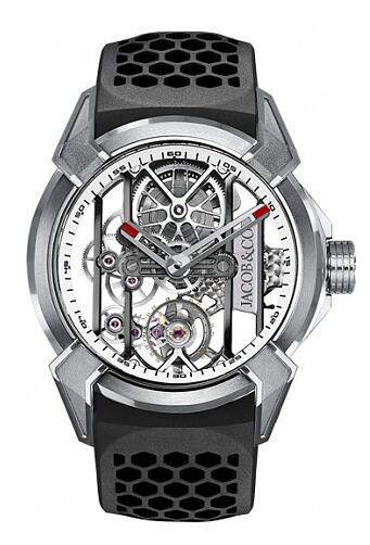 Jacob & Co EX100.20.PS.WB.A Epic X TITANIUM Replica watch